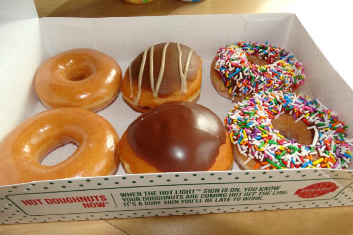 Krispy Kreme Orlando — os melhores Donuts e com preço amigo