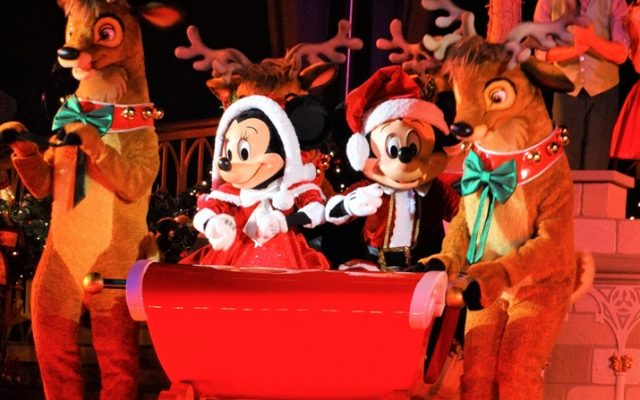 Mickey's Very Merry Christmas: o Natal da Disney