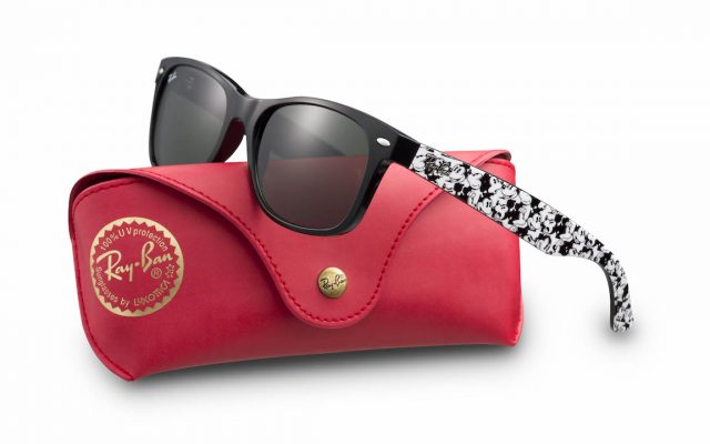 Novo Ray-Ban do Mickey