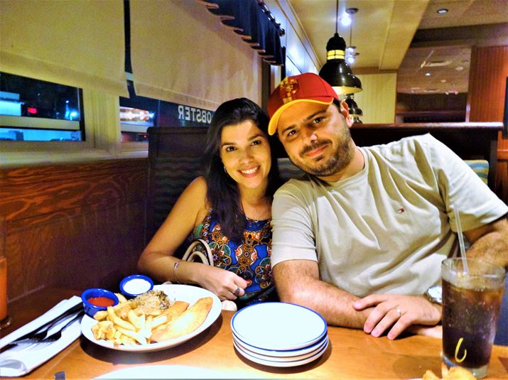 Red Lobster Orlando Disney De Novo