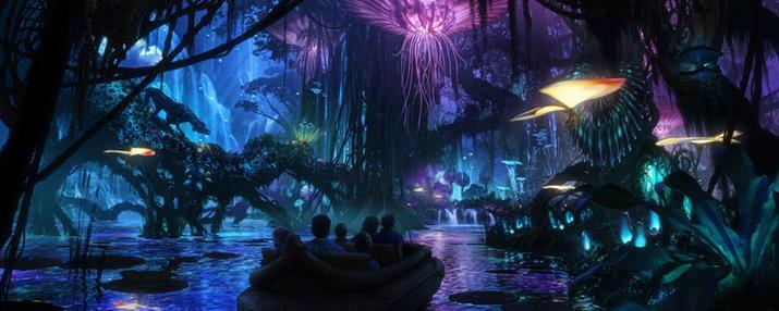 Novidades de Orlando em 2017 Avatar Pandora