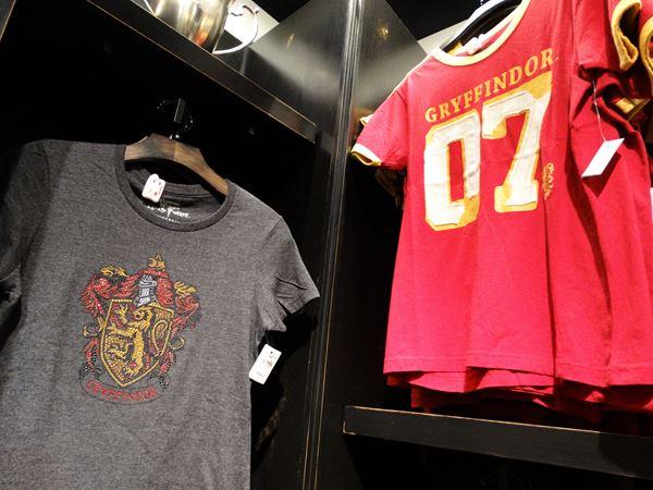 Produtos Harry Potter Camisas