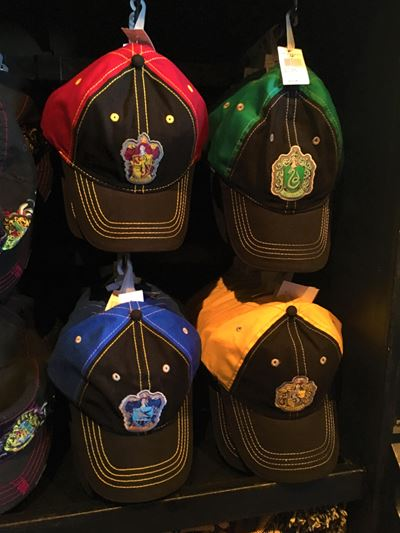 Produtos Harry Potter Boné