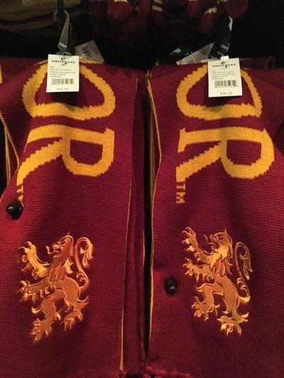 Produtos Harry Potter Cachecol