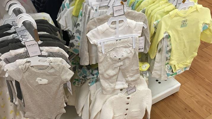 Roupas Carter's Bebês
