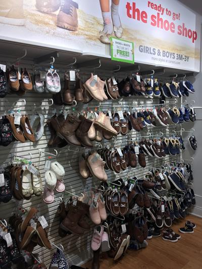 Sapatos Roupas Carter's