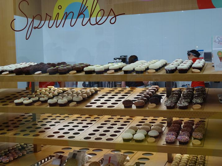 Sprinkles Orlando Cupcakes