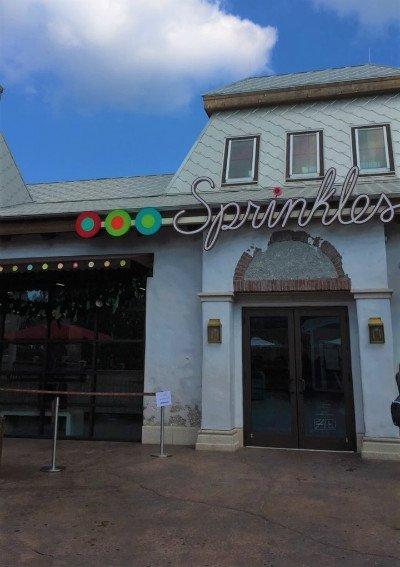 Sprinkles Orlando Disney Springs