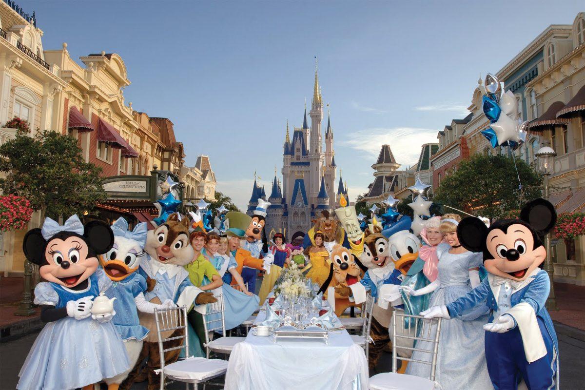 Como fazer a reserva dos restaurantes da Disney
