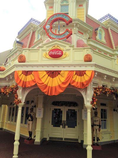 Casey's Corner Magic Kingdom