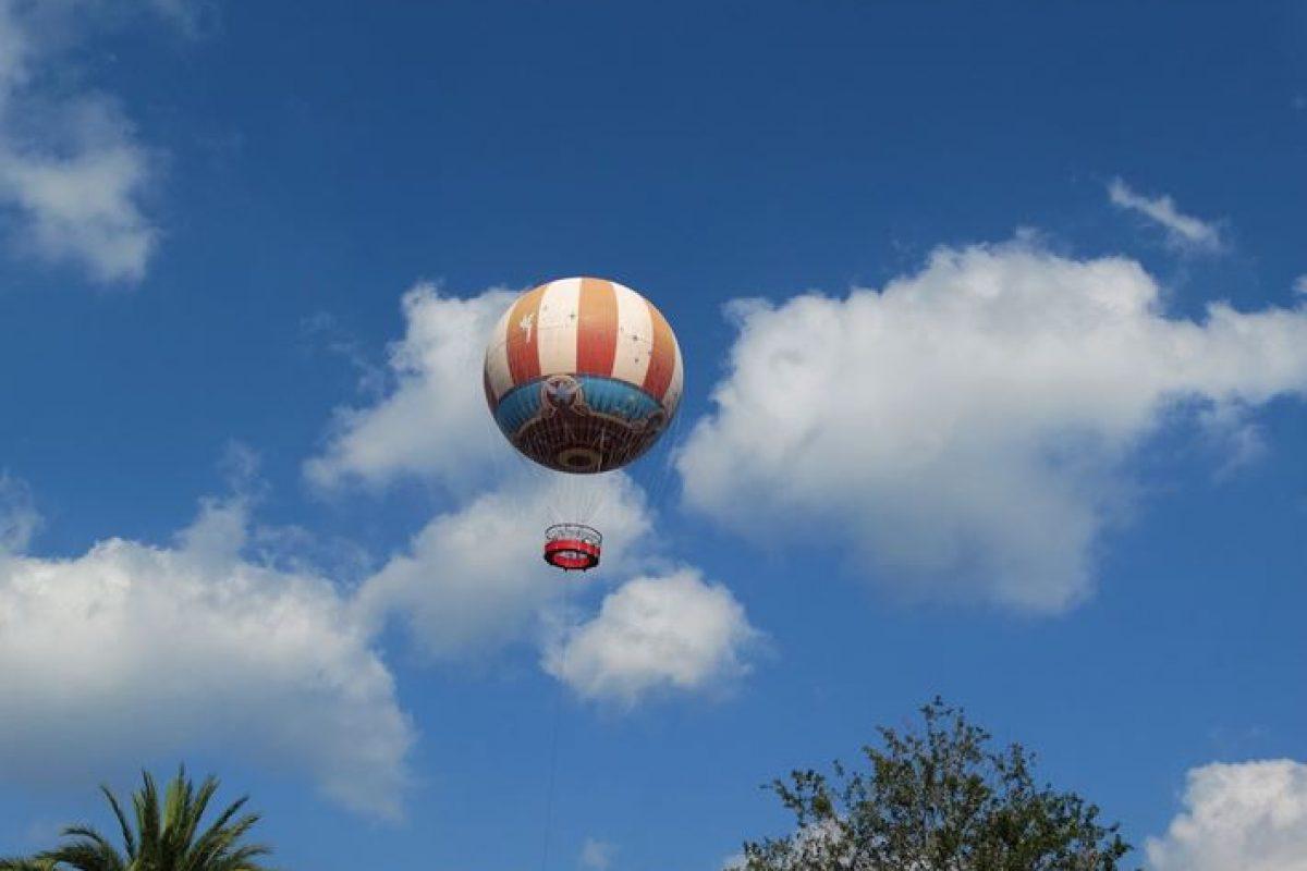 Aerophile -Passeio de Balão na Disney