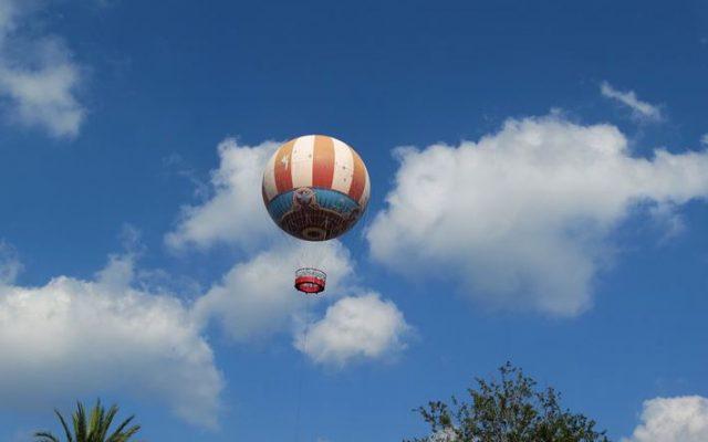 Aerophile ‑Passeio de Balão na Disney