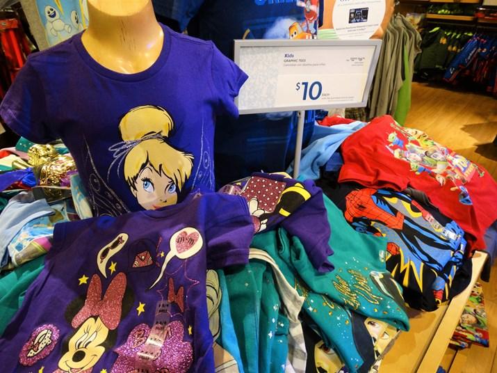 loja da disney em orlando Blusas