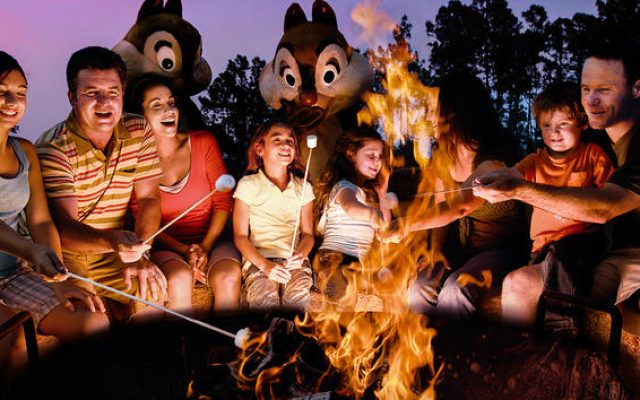 Fogueira do Tico e Teco: festa country gratuita na Disney