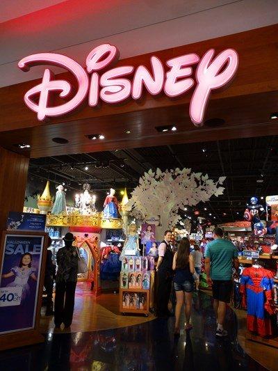 loja da disney em orlando Florida Mall