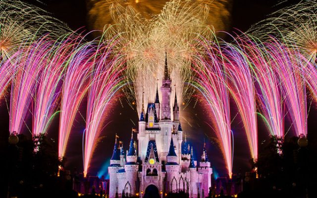 Fim do Wishes e novo show Happily Ever After