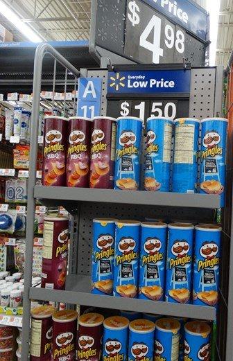 Economizar em Orlando Walmart