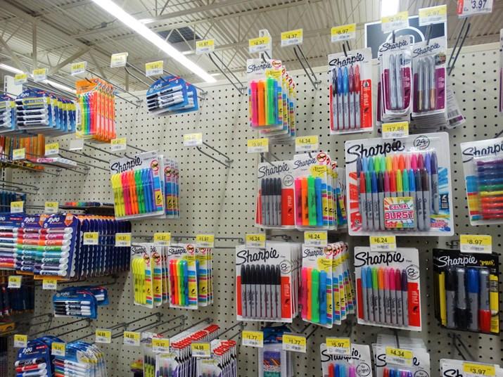 Walmart Orlando Papelaria