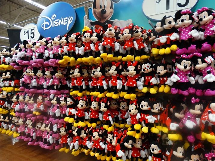 Walmart Orlando Disney