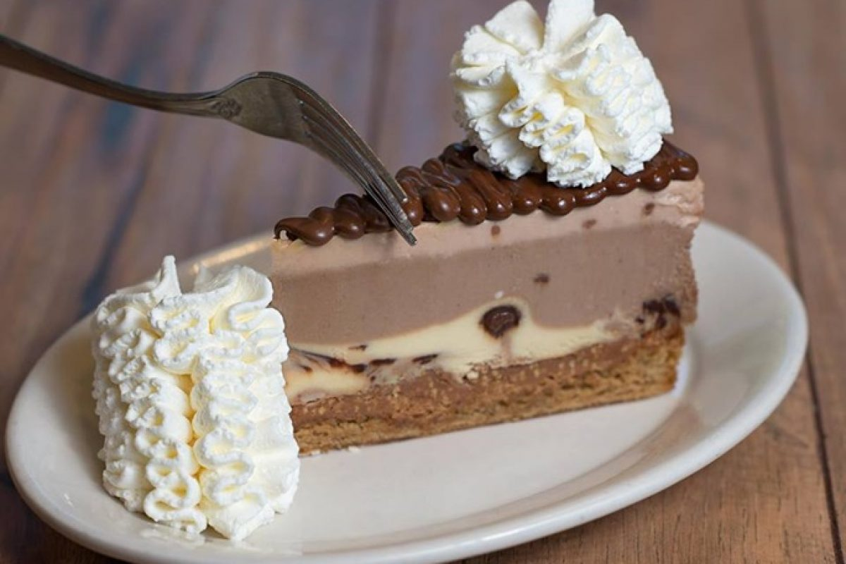 Cheesecake Factory Orlando: sobremesa nota mil