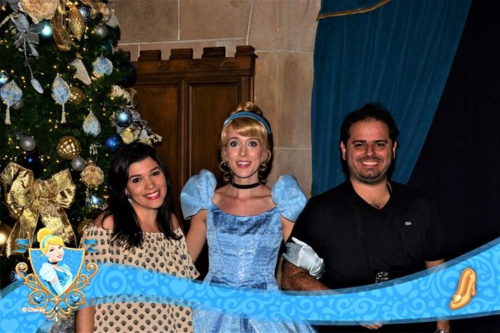 onde encontrar as princesas da disney cinderela