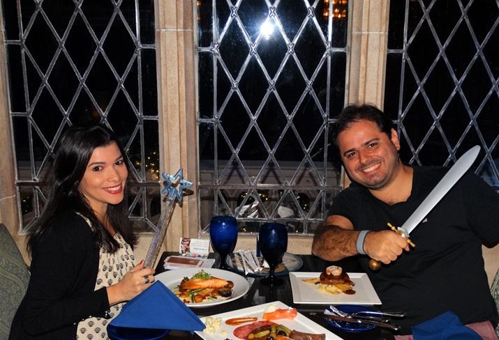 Cinderella's Royal Table Disney De Novo