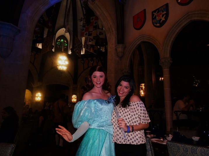Cinderella's Royal Table Ariel