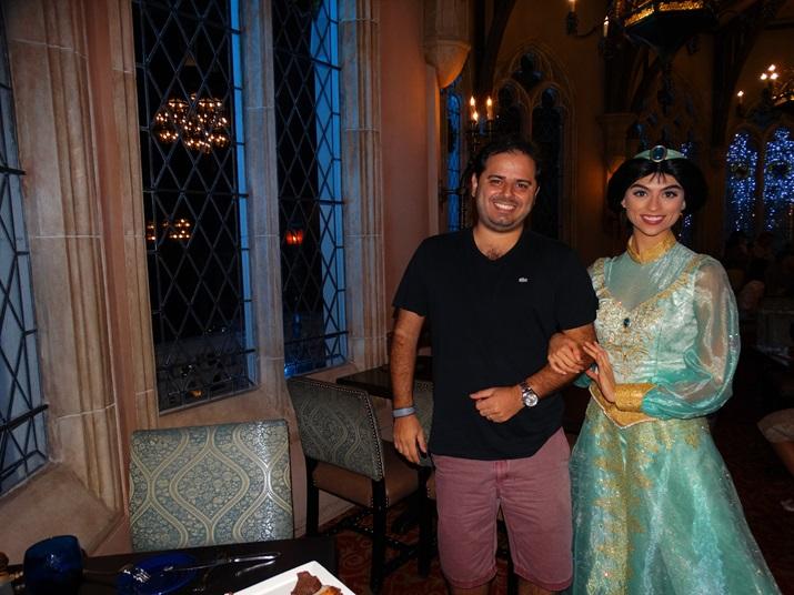 Cinderella's Royal Table Jasmine