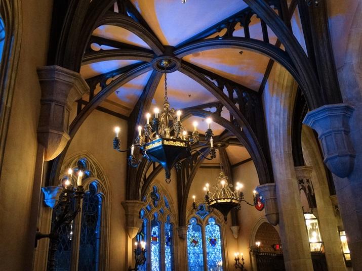 Cinderella's Royal Table Ambiente