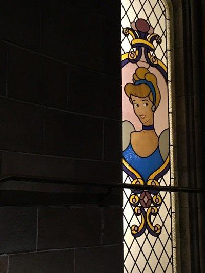 Cinderella's Royal Table Decoração
