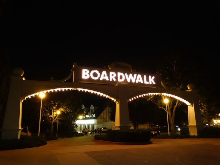 Disney's Boardwalk Entrada