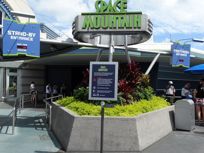 Fastpass Atrações Disney
