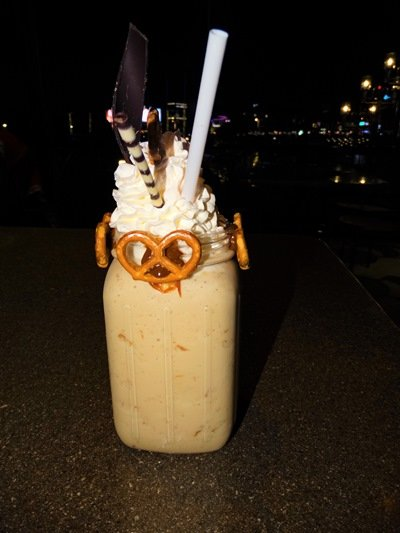 Toothsome Chocolate Emporium Milk Shake Salted Caramel