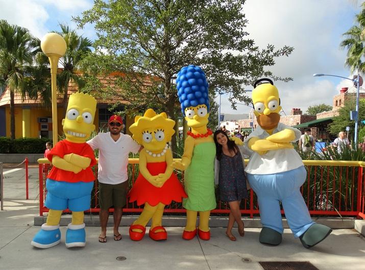 Universal Studios Simpsons