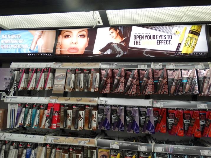 Walgreens Orlando maquiagem