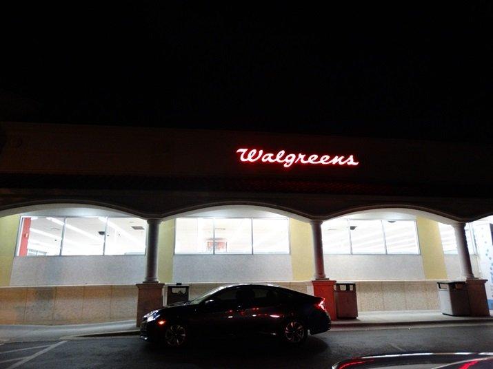 Walgreens Orlando Entrada