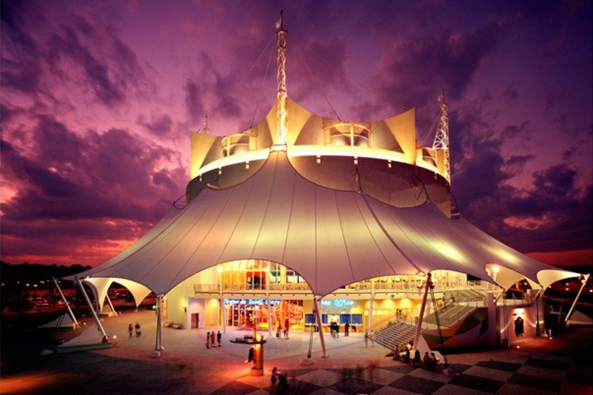 La Nouba do Cirque du Soleil irá terminar