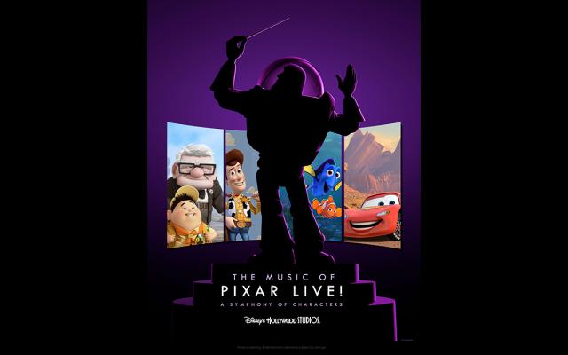 Novo Show da Pixar do Hollywood Studios