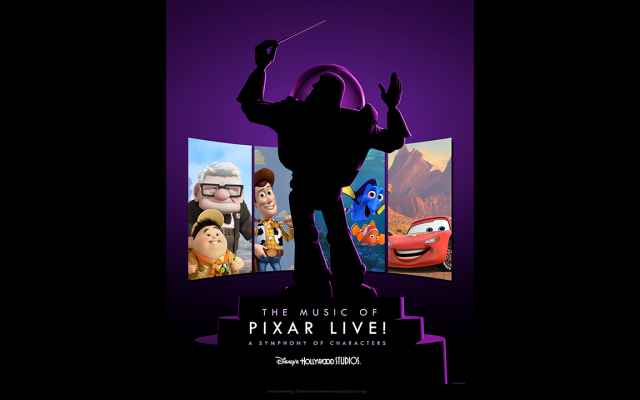 Novo Show da Pixar do Hollywood Studios