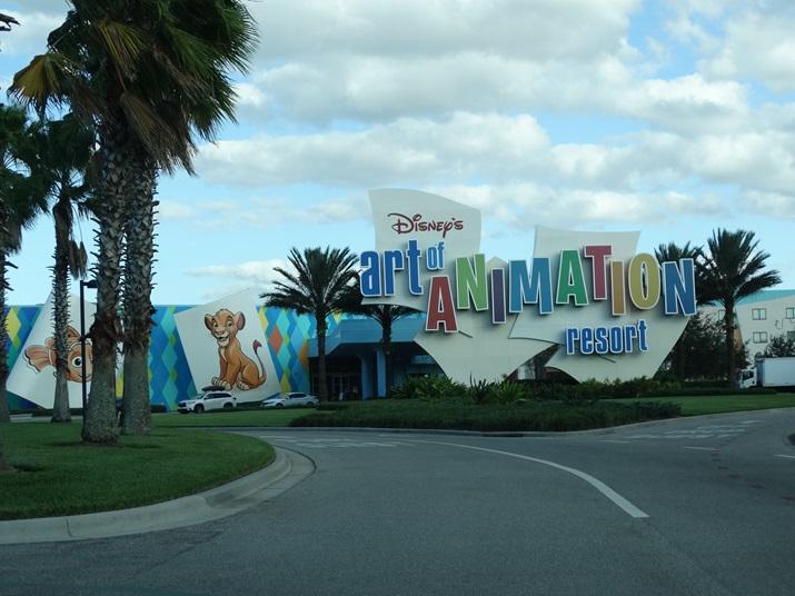 Disney's Art of Animation Hotel