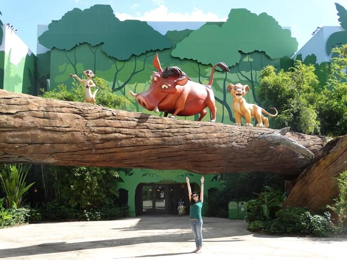 Disney's Art of Animation Rei Leão