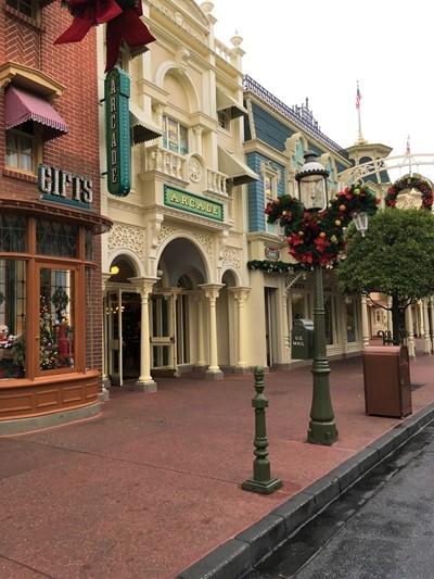 Main Street Magic Kingdom
