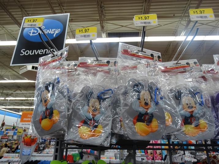 Walmart em Orlando: lembrancinhas da Disney até 5 dólares