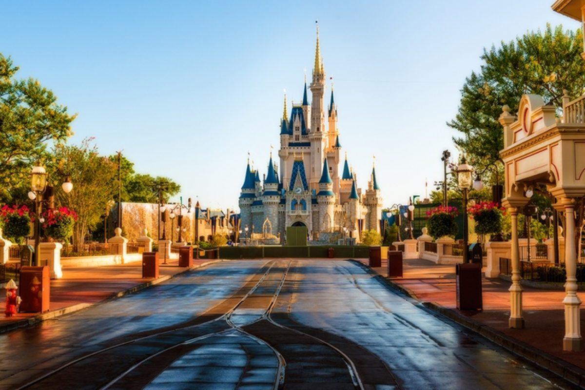 Como ver o Castelo da Cinderela vazio?