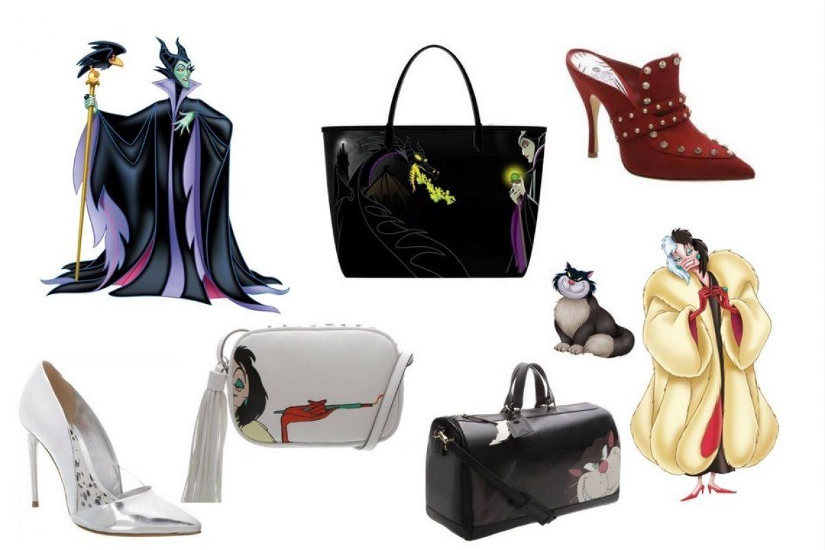 Schutz Vilãs Disney — sapatos e bolsas de arrepiar!