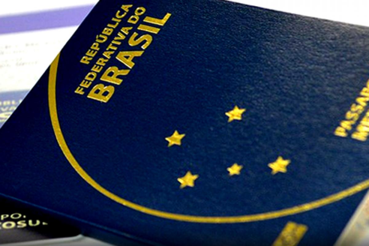 Emissão de passaporte está suspensa!