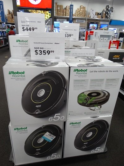 Best Buy Orlando Roomba
