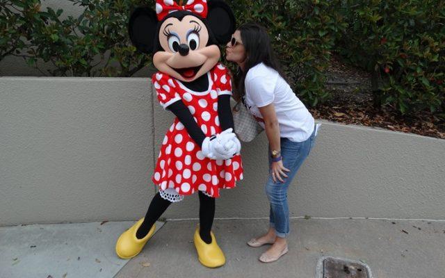 Character Palooza: encontro secreto com personagens da Disney