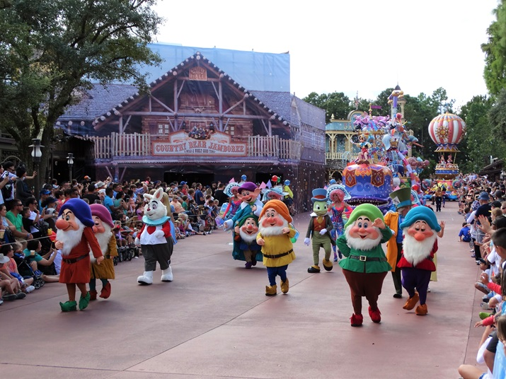 Guia Vip da Disney parques