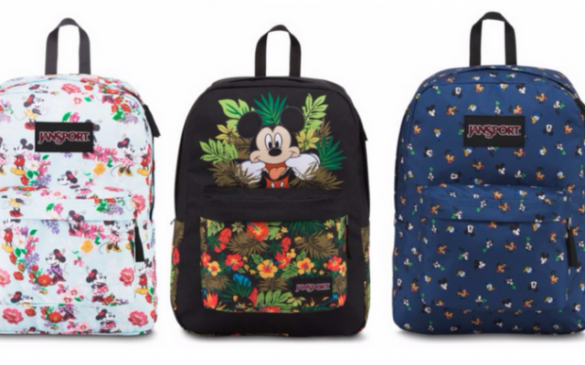 Mochilas JanSport Disney